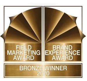 Field Marketing bronze award
