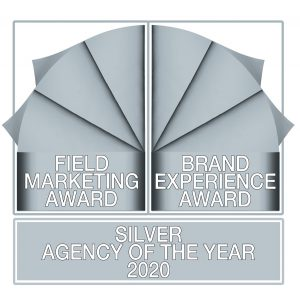 Field Marketing Silver Agency of the Year award