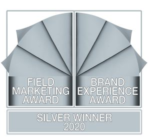 Field Marketing Silver award